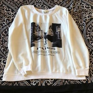 Forever 21 Graphic Long Sleeve - Size 2X (EUC)
